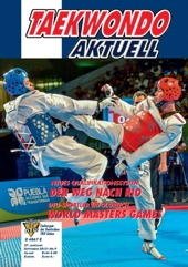 Taekwondo Aktuell September 2013 Cover