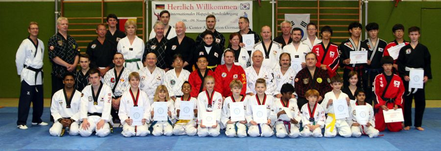 Bundeslehrgang 2014 - Korea Hapkido Center Association